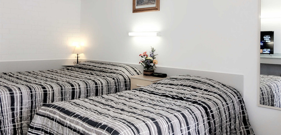 At Eureka Lodge Motel we offer quality accommodation with attentive and relaxed service.